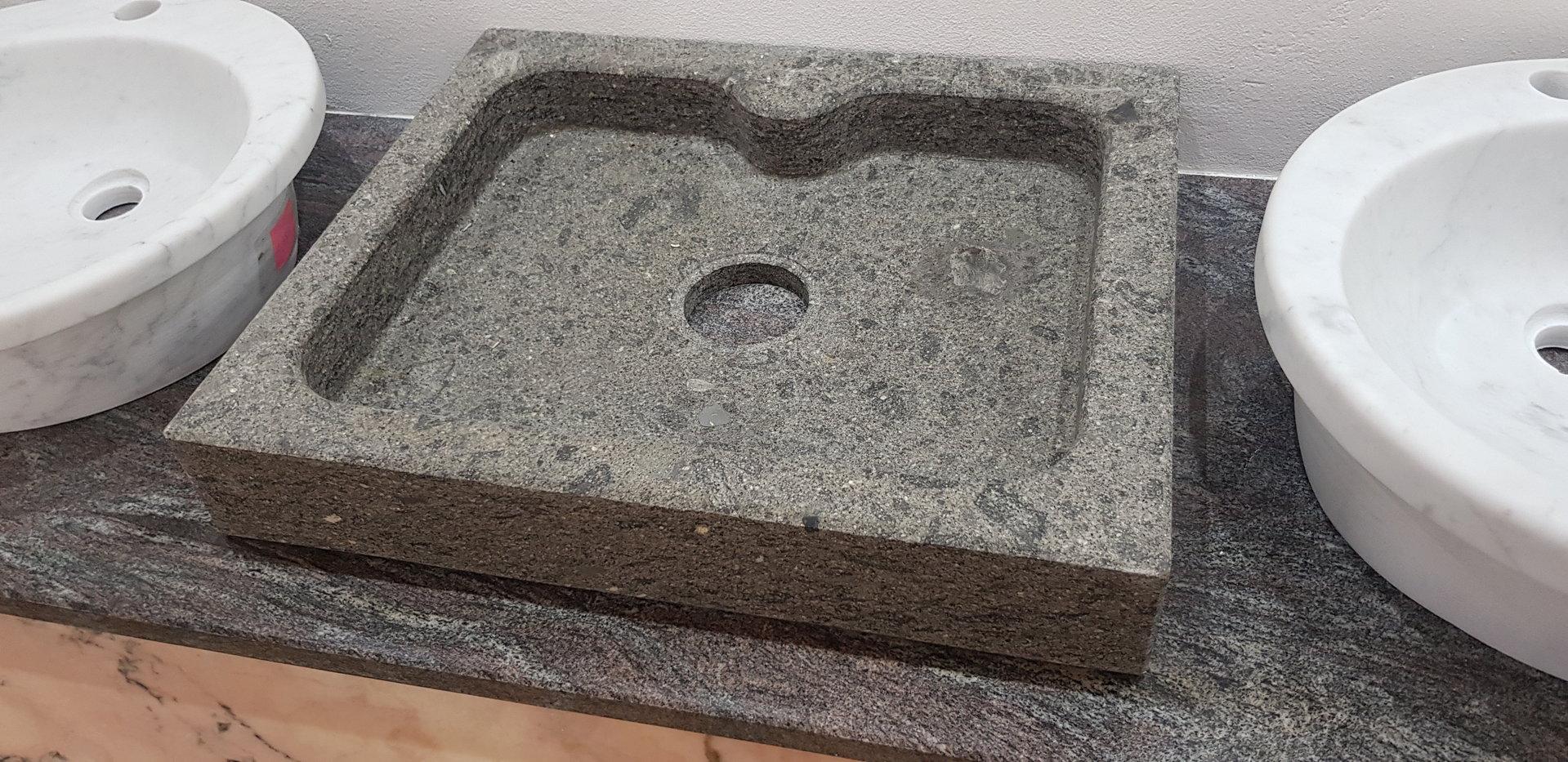 Lavello in pietra Art.Lav13aO