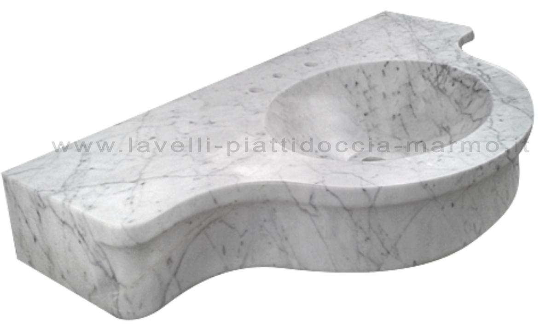 Lavello in Marmo per Bagno art.LAVB25