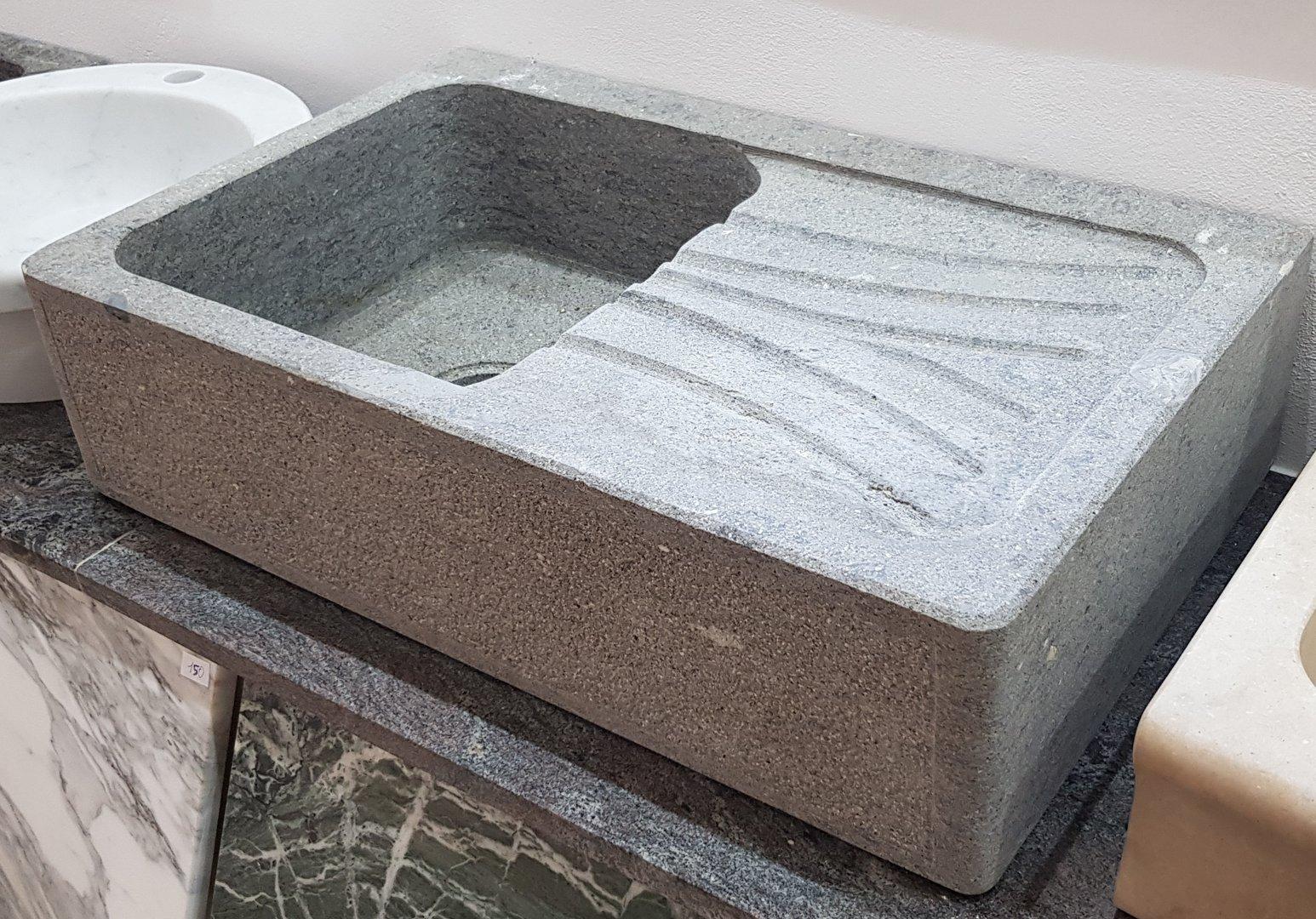 Lavello in pietra Art.Lav40aO